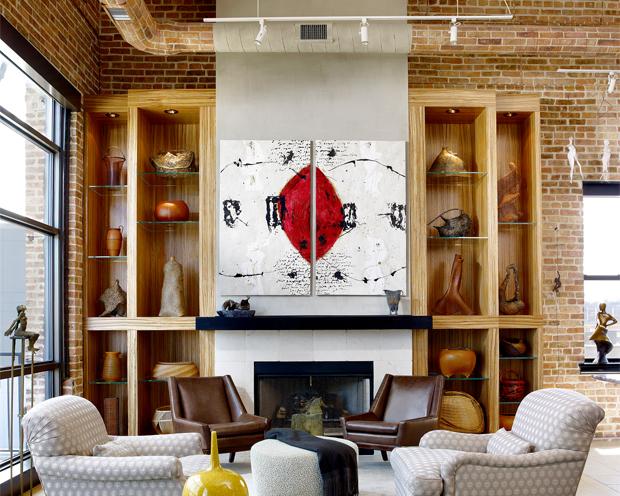 Interior design thomas fitzgerald interiors for Tom hoch interior designs inc